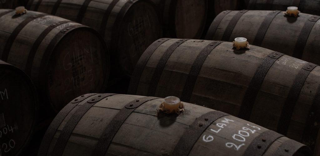 Vieillissement en chais humide - Celtic Whisky Distillerie