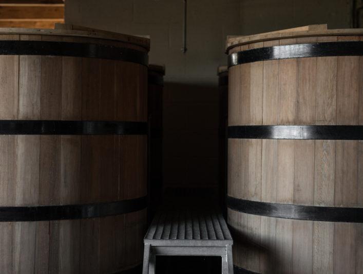 Fermentation Celtic Whisky Distillerie