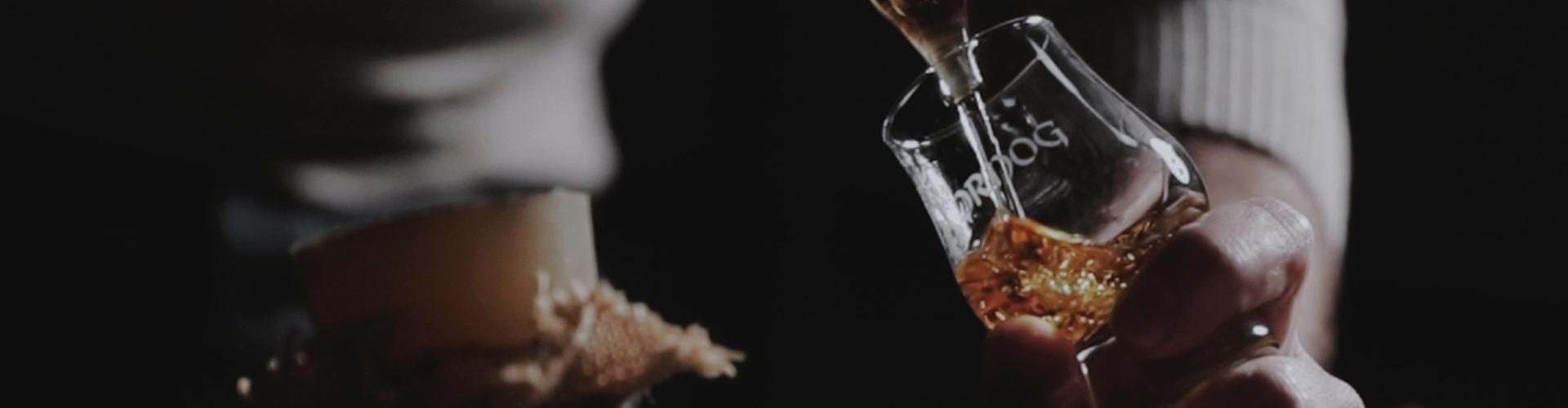 Equipe Celtic Whisky Distillerie