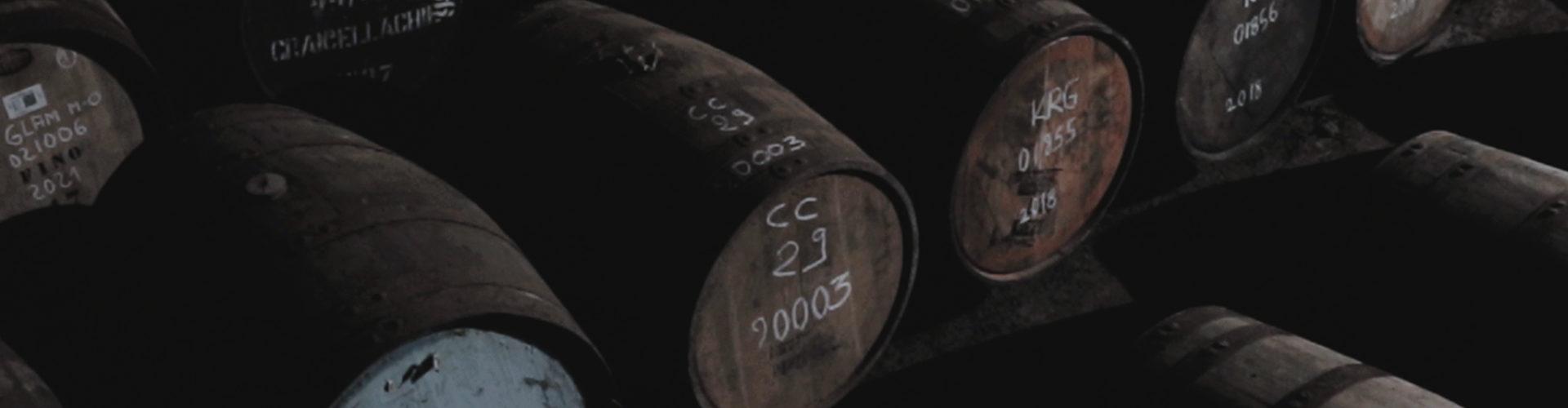 Vieillissement en chais humide Celtic Whisky Distillerie